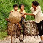 Vietnamese women in the modern life still keep their supreme sacrifice