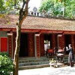 Voi Phuc Temple, Ha Noi