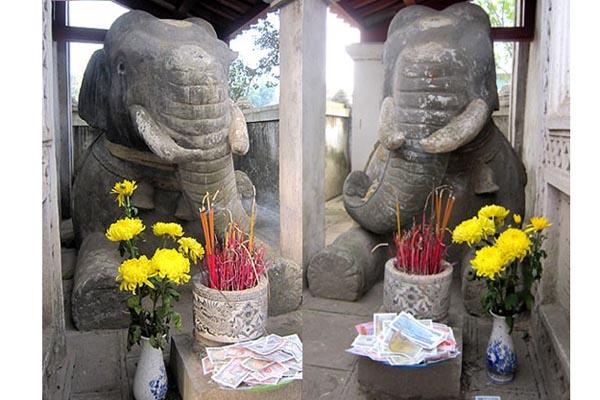 Voi Phuc Temple, Thu Le, Ha Noi