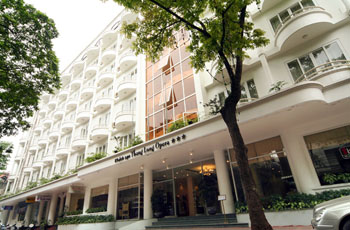 Thang Long Opera Hotel Hanoi