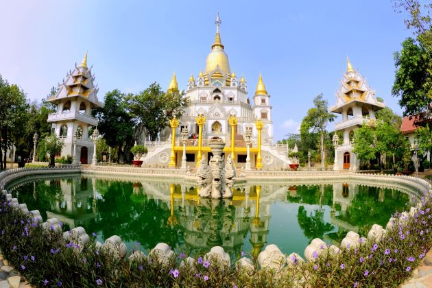 Ho Chi Minh City Tour – Pick up from Phu My Port