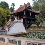 1000-year-old One Pillar Pagoda