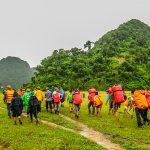 Tu Lan Valley trekking