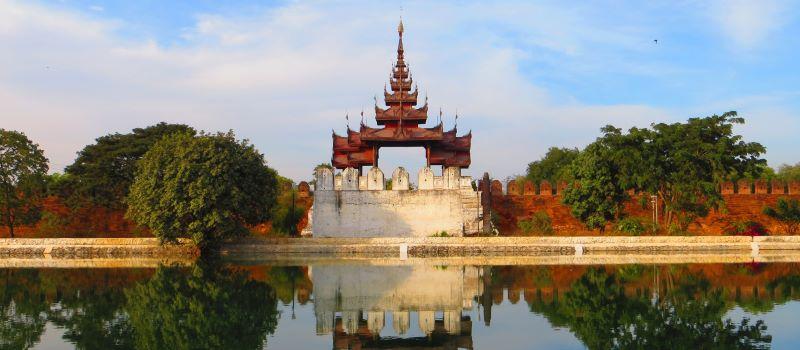 the charming mandalay palace