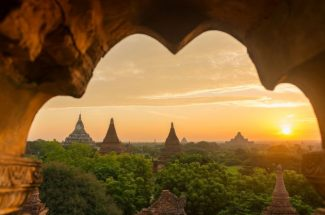 visit bagan myanmar laos cambodia vietnam tour packages