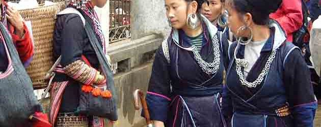 Nung ethnic minority in Vietnam