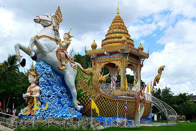 Wat Chai Chumphon Thailand Vietnam Cambodia Holiday Package 19 days