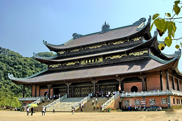 bai dinh pagoda trang an landscape complex