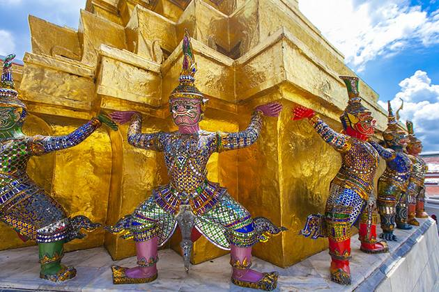 Thailand, Cambodia & Vietnam Vacation – 19 Days