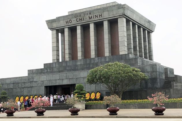 Ho Chi Minh Mausoleum – Hanoi Attraction