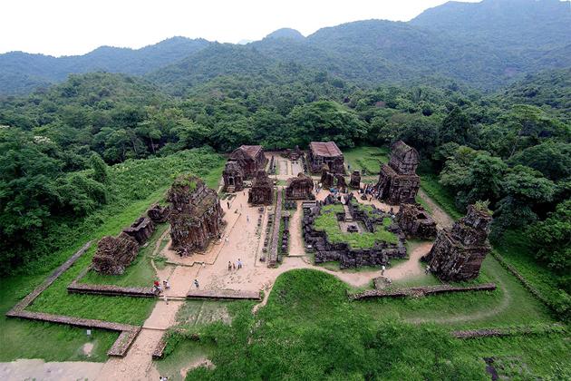 my son holy land vietnam vacation