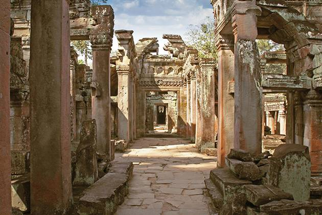 preah khan temple thailand cambodia vietnam tour in 19 days