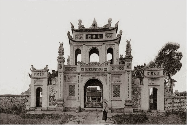 temple of literature history