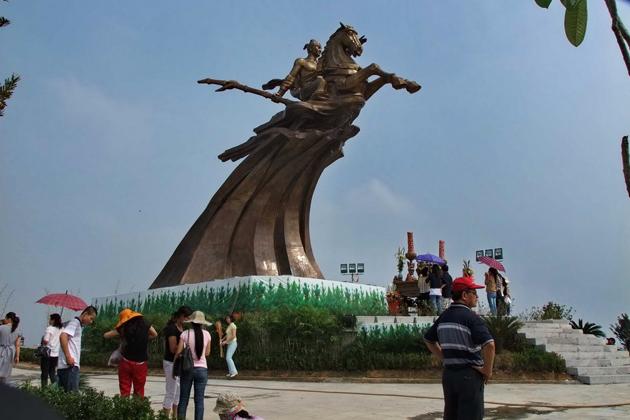 Giong Temple, Soc Son, Hanoi