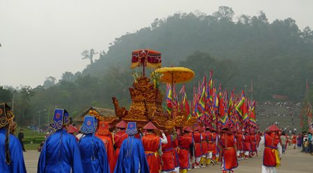 Hung King Festival on March 10th - Lunar Calendar