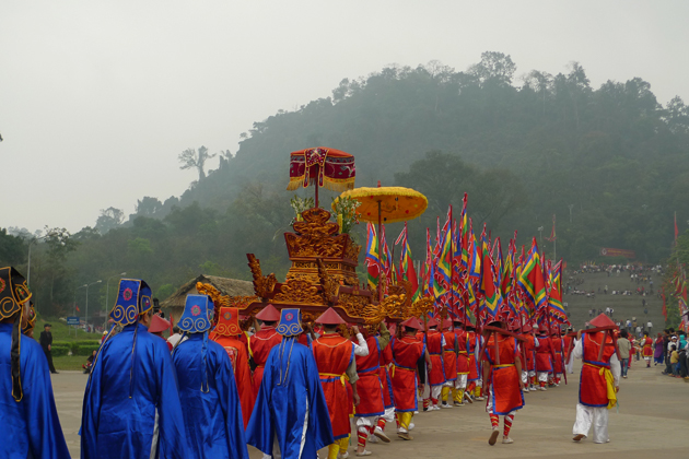 Hung King Festival on March 10th - Lunar Calendar