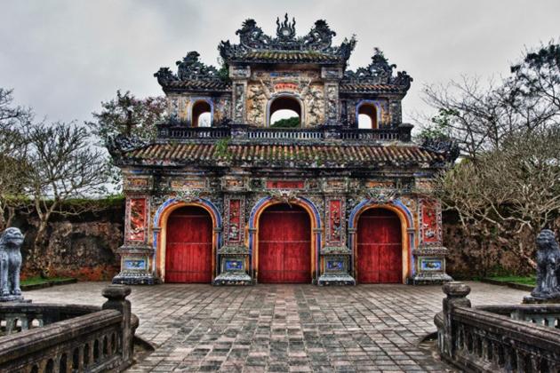 Imperial Enclosure of Hue