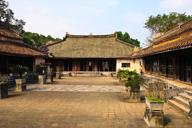 Khiem Palace, Tu Duc Tomb