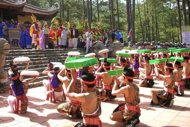 King Hung festival - Vietnamese holidays