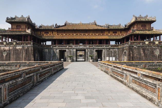 Meridian Gate - Ngo Mon, Hue
