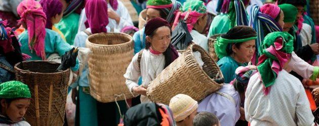 Muong Hum Tribal Market