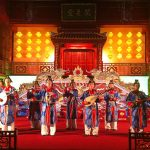 Performance of Nha Nhac - Vietnamese Court Music in Hue