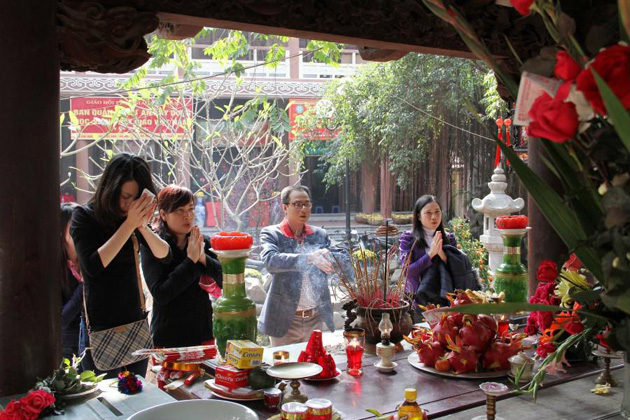 Spiritual Lifestyle of Vietnamese People