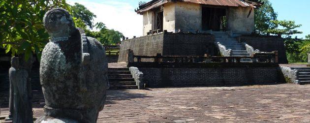 Thieu Tri Tomb, Nguyen Dynasty, Hue