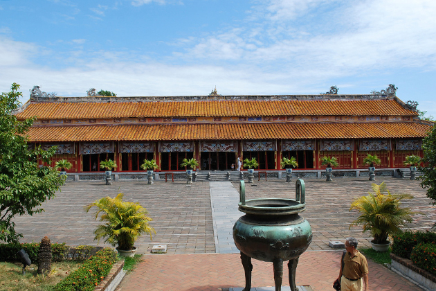 To Mieu Temple