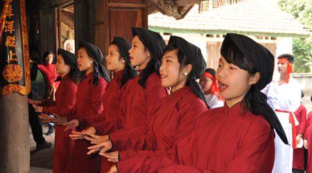 Xoan Singing in Phu Tho