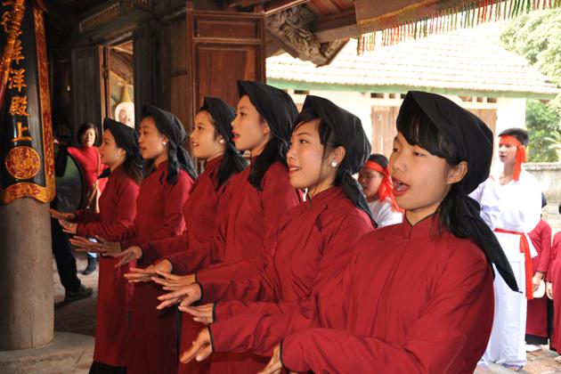 Xoan Singing in Phu Tho Province