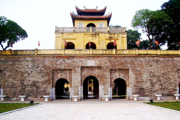 Thang Long Imperial City – The UNESCO World Heritage Site