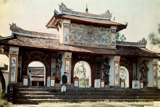 thien mu pagoda history