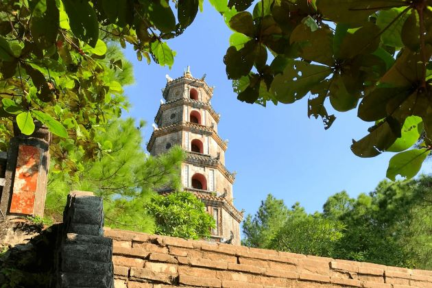thien mu pagoda hue and the Curse of Separated Love
