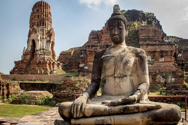 Ancient capital of Siam – Ayutthaya