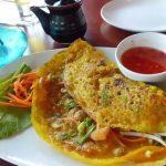 Vietnamese cuisine - Banh Xeo, Saigon
