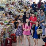 Busy Han Market