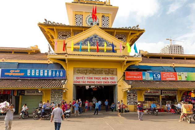 Cho Lon - Binh Tay Market