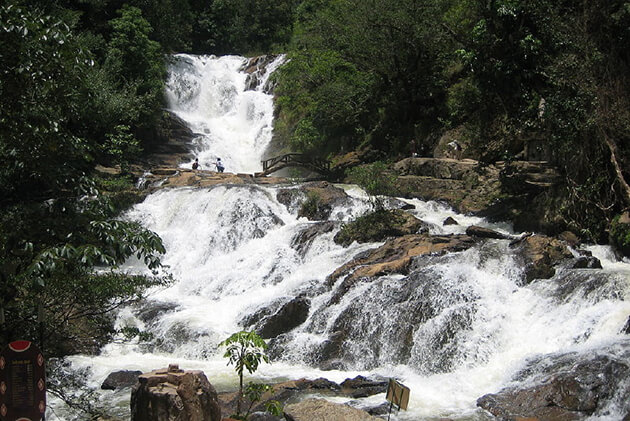 Datanla Waterfall in dalat