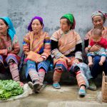 H'mong ethnic group in Sapa