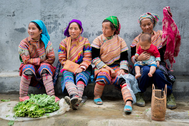 Sapa listed in top 10 destinations in Vietnam
