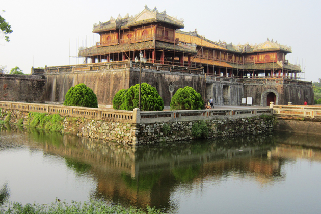 Imperial City of Hue - Best places to visit in Vietnam