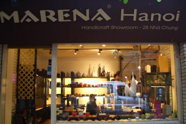 Marena Hanoi Lacquerware & Ceramics
