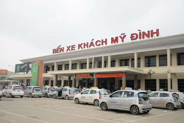 My Dinh Bus Station