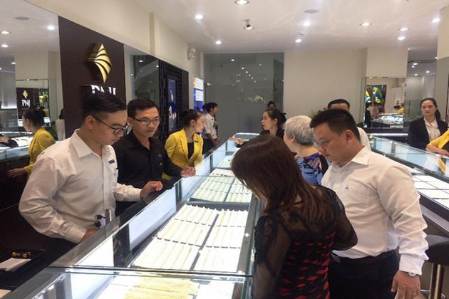 PNJ Hanoi Jewelry shop