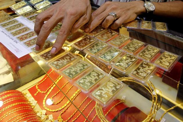 SJC hanoi Jewelry shop