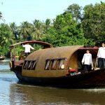 Sampan Ride - Mekong