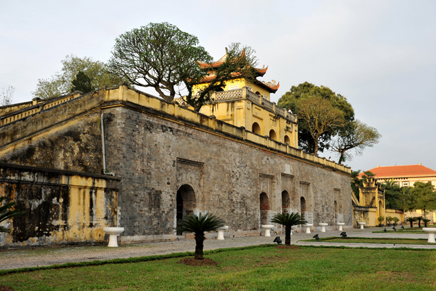 Thang Long Imperial City is a must visit place when visiting Hanoi