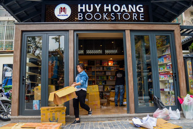 Top 10 Bookshops in Hanoi