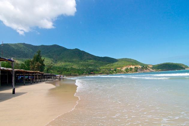 bai dai beach nha trang beaches